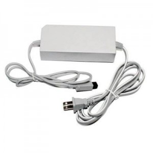 Unknown AC Adapter Replacement Power Supply Cord for Nintendo Wii