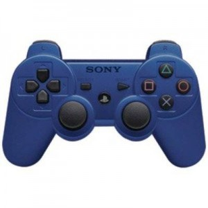 """SONY 98052 PLAYSTATION 3 SIXAXIS """"¢ WIRELESS CONTROLLER (BLUE) (99079) -"""