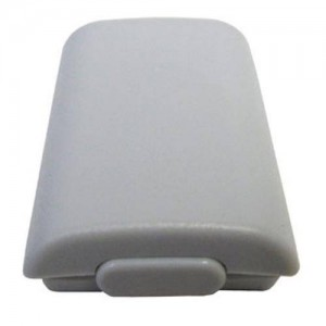 Third Party Battery Pack Cover for Xbox 360 Controller - White