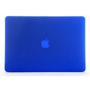 "Poetic Crystal Hard Cover for MacBook Pro 13"" Retina Display Matte Blue"