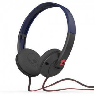 Skullcandy Uprock Headphones with Mic Denim/Black/Red, One Size