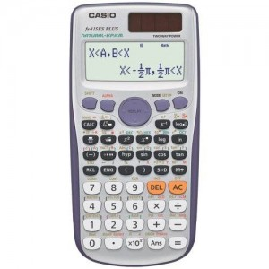 Casio 2-Line Advanced Scientific Calc Calculator