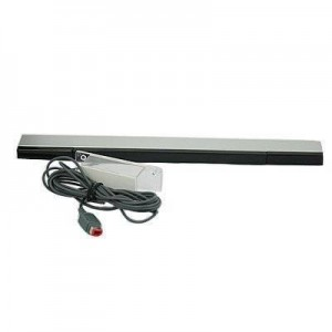 Importer520 Wii Infared SENSOR BAR - Wired - REPLACEMENT PART NEW