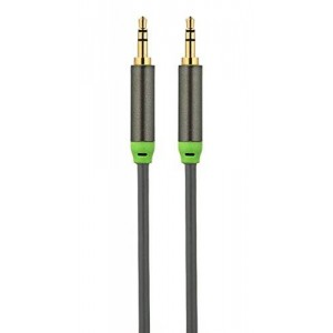 Aurum Cables Male to Male 3.5mm Universal Gold Plated Auxiliary Audio Stereo Cable for iPhone, iPad, iPod, Kindle, Smartphones, Tablets and MP3 Players - 10 Feet
