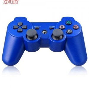 XFUNY ElementDigital(TM) Lovely Wireless Controlle For PlayStation 3 Blue Color
