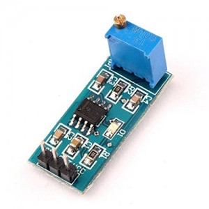 RioRand NE555 Pulse Generator Adjustable Frequency Module 5-12V DC