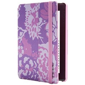 Incipio Standing Folio Pattern Case for Amazon Fire HD 7 (only fits 4th Generation Fire HD 7), Floral