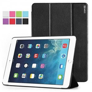 iPad Air 2 Case - Poetic Apple iPad Air 2 Case [Slimline Series] - PU Leather Trifold Cover Case for Apple iPad Air 2