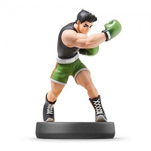 Nintendo Little Mac amiibo - Japan Import (Super Smash Bros Series)