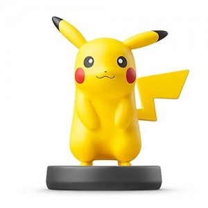 Generic Pikachu amiibo - Japan Import (Super Smash Bros Series)