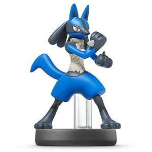 Lucario amiibo - Japan Import (Super Smash Bros Series)