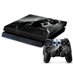 Mod Freakz PS4 Console and Controller Vinyl Skin Decal Military Ghost Killer