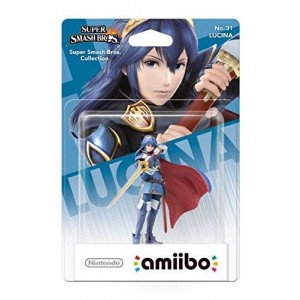 Nintendo Amiibo Lucina amiibo - Europe/Australia Import (Super Smash Bros Series)