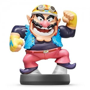 Wario amiibo - Japan Import (Super Smash Bros Series)