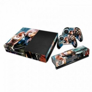 Mod Freakz Xbox One Console Vinyl Skin and Controller Skin Bow Girl Survivors
