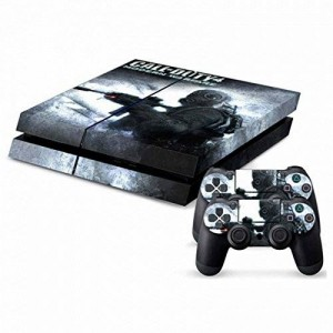 Mod Freakz PS4 Console and Controller Vinyl Skin Decal Gas Mask Fighter