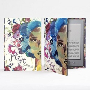 KleverCase Amazon Kindle Voyage Case Book Cover Style - Jane Eyre