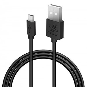 [New Element Series] iXCC  6ft (SIX FEET) Premium [High Speed][Extra Long][Corrosion Resistant] USB 2.0 - Micro USB to USB Cable