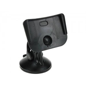 EKIND Car Windscreen Windshield Suction Cup Mount Holder Cradle for GPS TomTom (One XL or XL-S or XL-T) Black