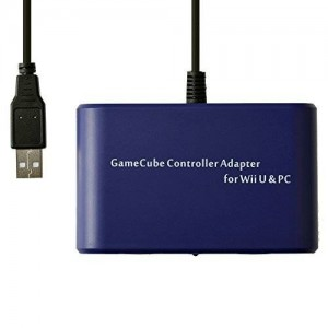 Mayflash GameCube Controller Adapter for Wii U and PC (2 Ports)