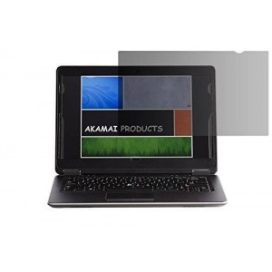 Akamai Office Products Premium 15.6 Inch Privacy Screen for Widescreen Laptop or Computer Monitor