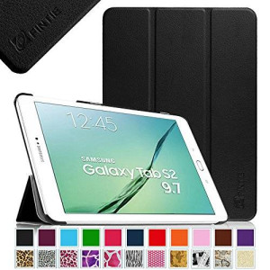 Fintie Samsung Galaxy Tab S2 9.7 Smart Shell Case - Ultra Slim Lightweight Stand Cover with Auto Sleep