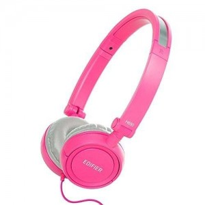 Edifier H650 Hi-Fi On-Ear Foldable Noise-Isolating Headphone - Pink