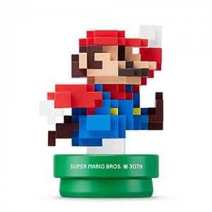 Nintendo Mario Modern Color Amiibo - Japan Import (Super Smash Bros Series)