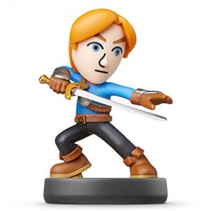 Amiibo Mii Sword Fighter version(Japanese Import)