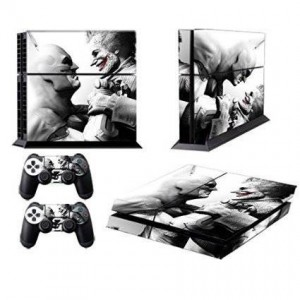 CloudSmart Playstation 4 Console Skin and Remote Controllers Skin