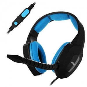 badasheng BDS-939P+ , Upgrade Version Of BDS-939P With Additional Mic Mute Feature For Gaming And Additional Ear Cups For Stronger Bass
