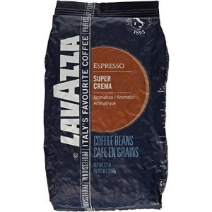 Gaggia Lavazza 4202A 2.2 Pound Super Crema Espresso Whole Bean