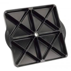 Nordic Ware Cast Aluminum Mini-Scone Pan