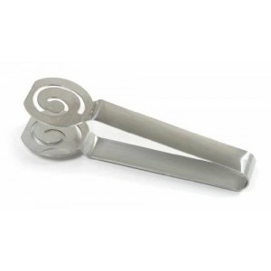 Norpro 5528 Stainless Steel Tea Bag Squeezer, Silver