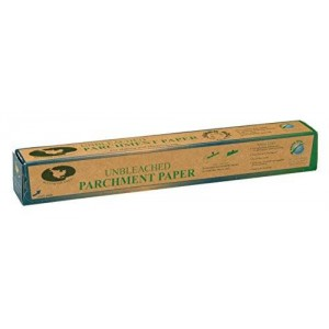 HIC Harold Import Co. Beyond Gourmet Unbleached Parchment Paper, 71-Square Foot Roll