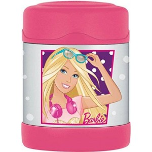 Thermos 10 Ounce Funtainer Food Jar, Barbie