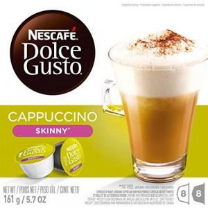 Nescafé Nescafe Dolce Gusto for Nescafe Dolce Gusto Brewers, Skinny Cappuccino, 48 Count