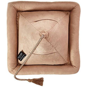 Hog Wild Peeramid Reading Pillow, Taupe