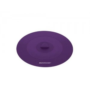 Rachael Ray Accessories 9-1/4-Inch Top This! Suction Lid, Purple
