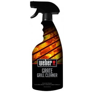 Weber Grill Cleaner Spray - Professional Strength Degreaser - Non Toxic 16 oz Cleanser