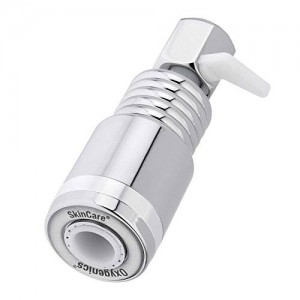 "Oxygenics 27267 SkinCare 1-Spray Showerhead with Comfort Control, 2"", Chrome"