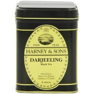 Harney & Sons Harney and Sons Darjeeling Loose Leaf Tea, 4 Ounce Tin