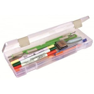 ArtBin 3901AB Solutions 1-Compartment Box for Crafts, X-Large, Translucent Clear