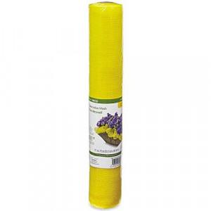 FloraCraft Decorative Mesh, 21-Inch by 10-Yard Length, Yellow