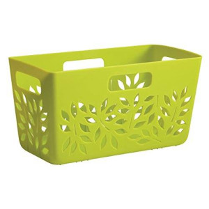 Hutzler Pantry Basket, Green
