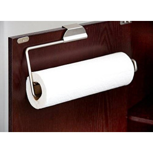 HDS Trading Home Basics Over the Cabinet Paper Towel Holder