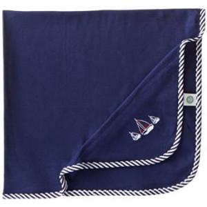 Little Me Baby-Boys Newborn Sailboats Blanket