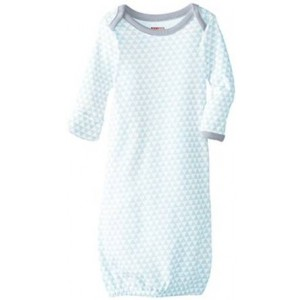 Skip Hop SkipHop Baby-Boys Newborn Petite Triangles Sleep Gown