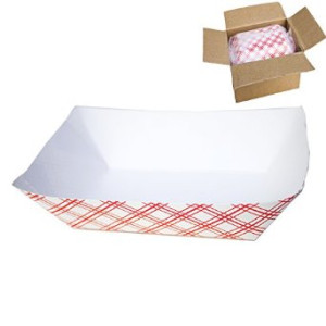Super Z Outlet Disposable Paper Food Tray for Carnivals