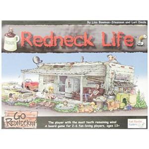 Gut Bustin' Games Redneck Life Board Game